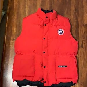 Canada Goose Men's Freestyle Vest Size Large